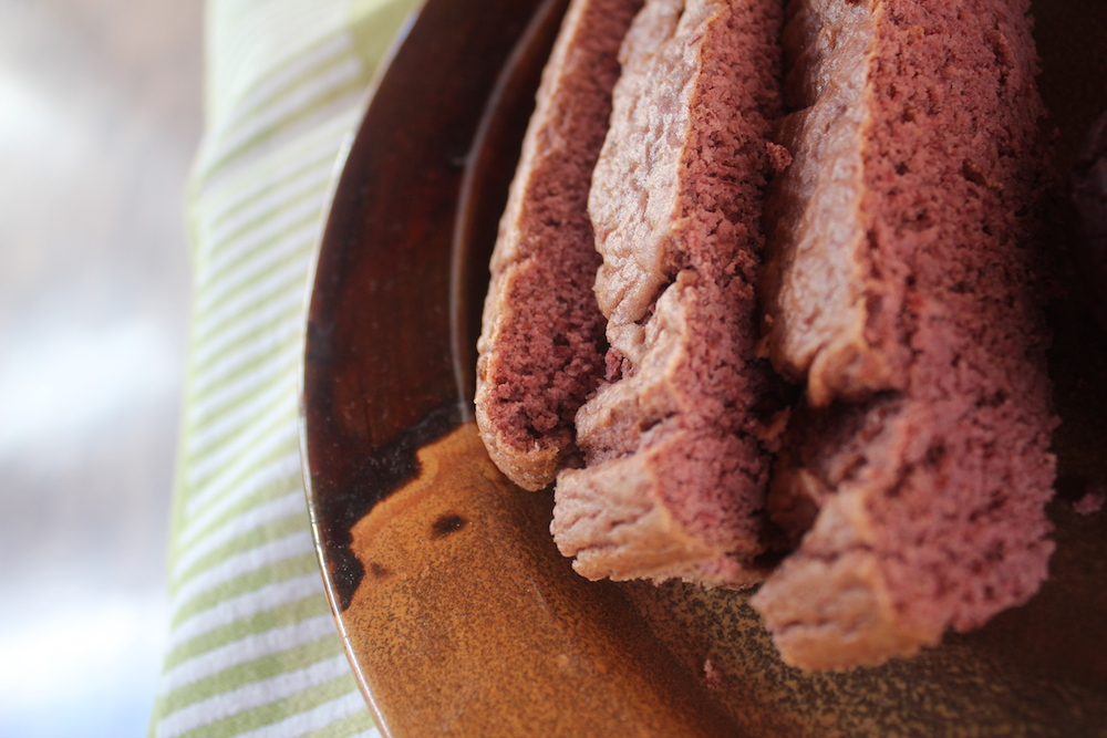 Bean Bread – Gluten Free, Slow Carb